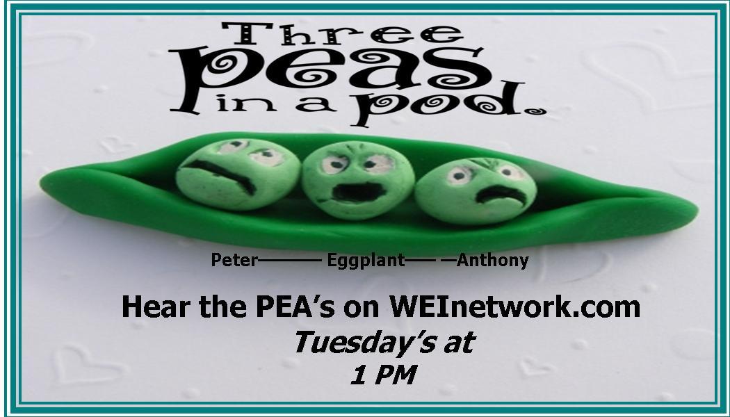 Pea's in a Pod