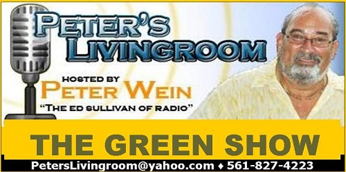 Peter's Livingroom GREEN Show