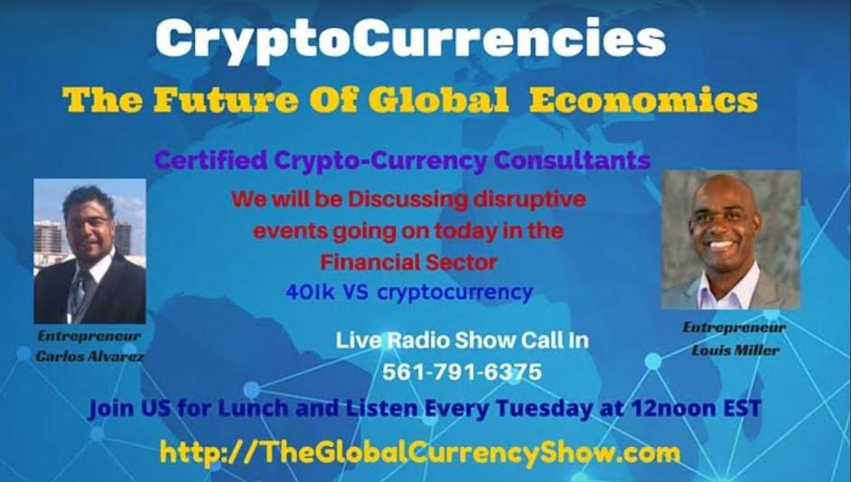 The Global Currency Show